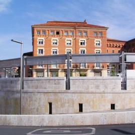 Plaza Glorieta, Teruel