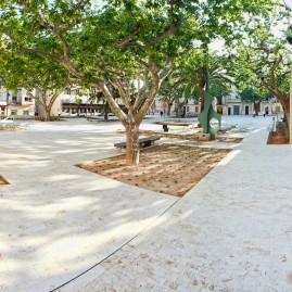 Plaza Santo Domingo, Onteniente