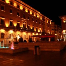 Plaza de San Juan de Teruel