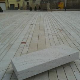 Obra Tivissa, Travertino Teruel