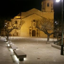 Obra Tivissa, Travertino Teruel (noche)