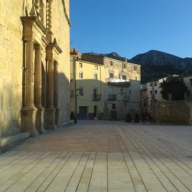 Pavimento Plaza Catedral